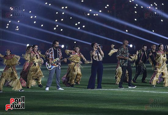 افتتاح كأس الأمم الأفريقية (7)