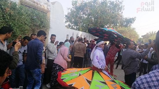 شوارع قرية تونس تتحول لمسرح (3)
