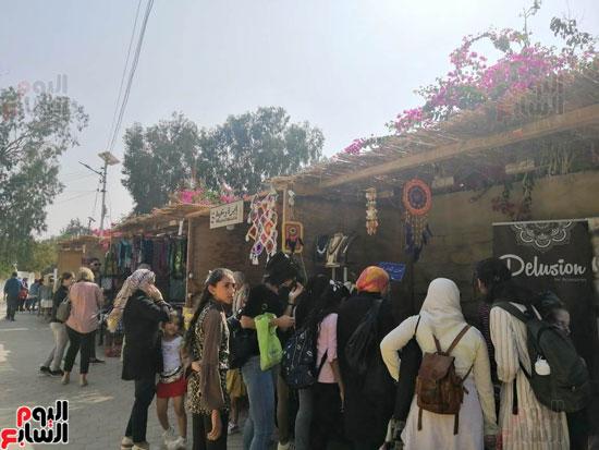 مهرجان قرية تونس للخزف والفخار فى الفيوم (3)