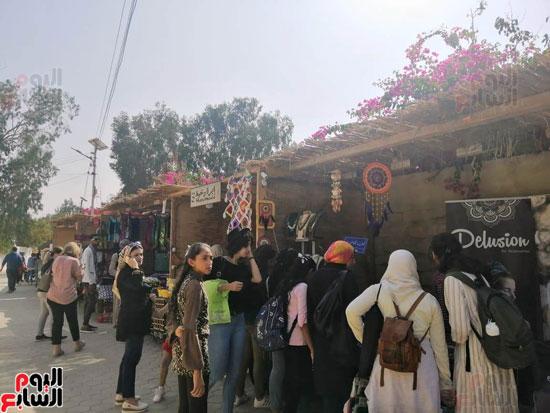 مهرجان قرية تونس للخزف والفخار فى الفيوم (5)