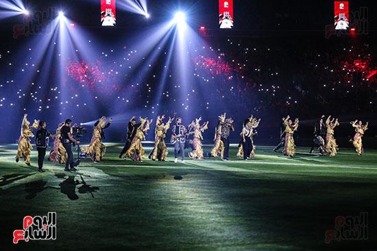 افتتاح كأس الأمم الأفريقية (1)