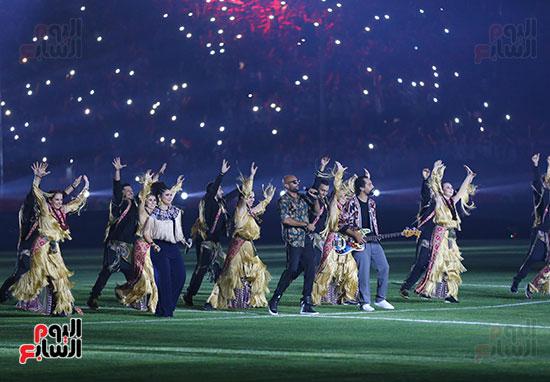 افتتاح كأس الأمم الأفريقية (4)