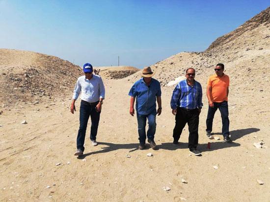 انتعاش حركة السياحة بالأماكن الأثرية بالفيوم (12)