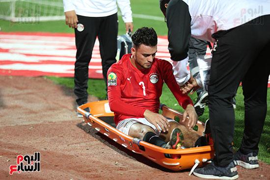 اصابة صلاح محسن