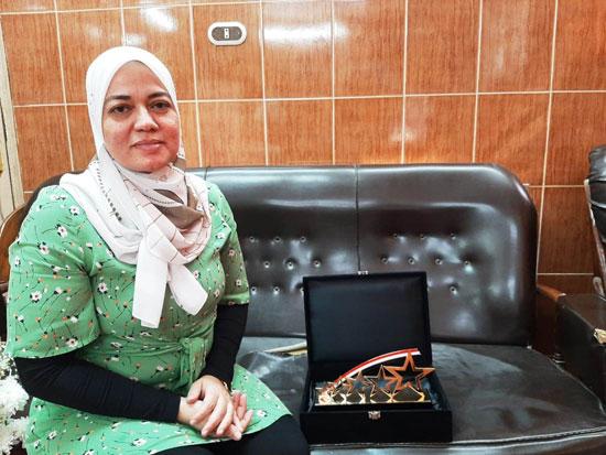 الدكتورة-ايناس-حمدي-مدير-المجلس-الطبي-العام
