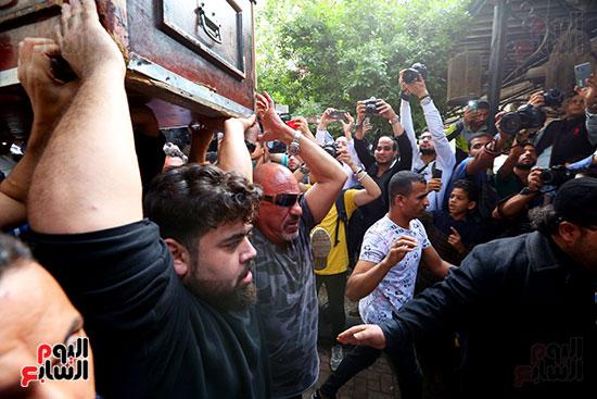 جنازة هيثم احمد زكى (4)