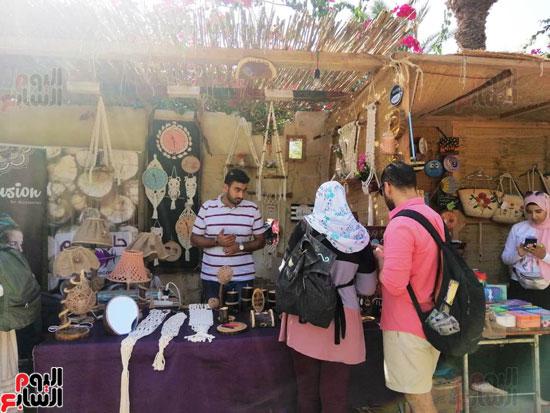 مهرجان قرية تونس للخزف والفخار فى الفيوم (8)