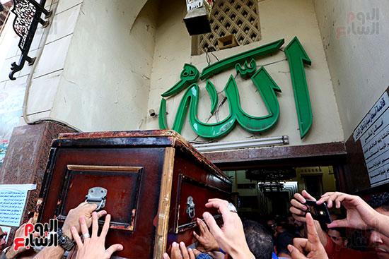 جنازة هيثم احمد زكى (16)