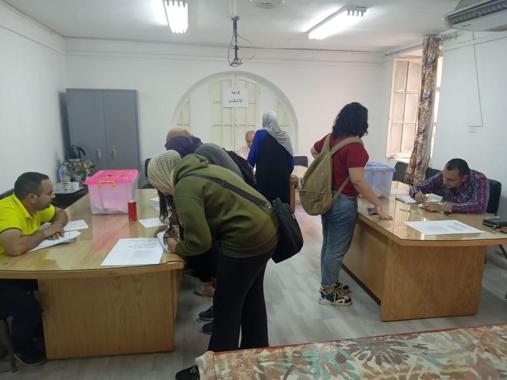 انتخابات الاتحادات الطلابية (3)