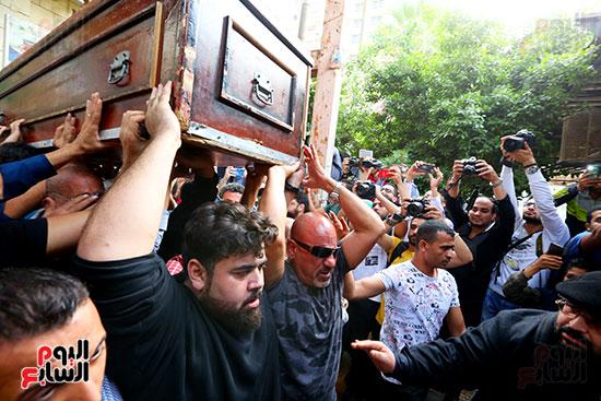 جنازة هيثم احمد زكى (3)