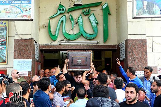 جنازة هيثم احمد زكى (19)