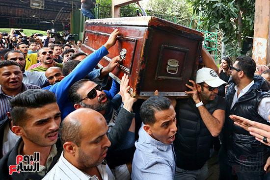 جنازة هيثم احمد زكى (14)
