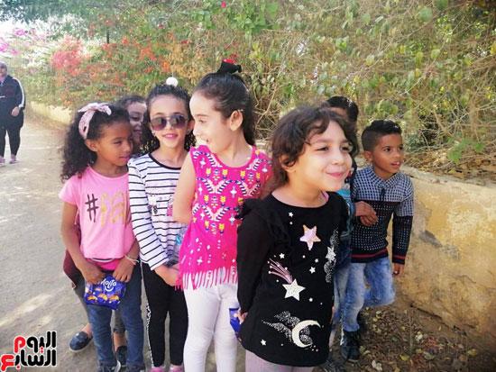 مهرجان قرية تونس للخزف والفخار فى الفيوم (11)