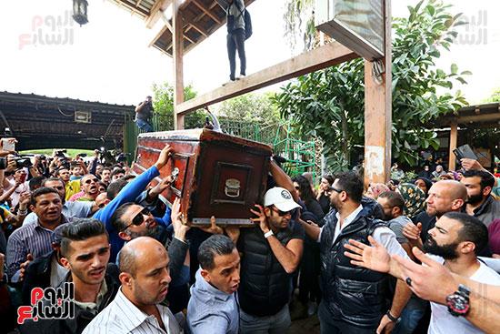 جنازة هيثم احمد زكى (13)