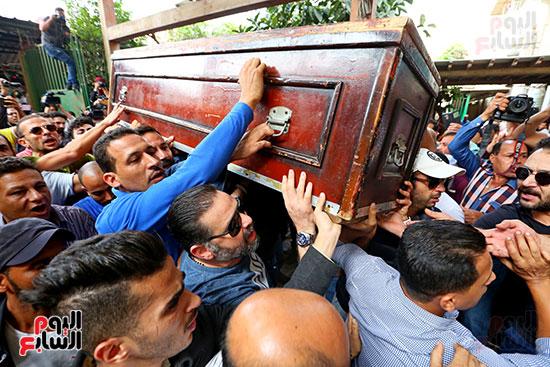 جنازة هيثم احمد زكى (15)