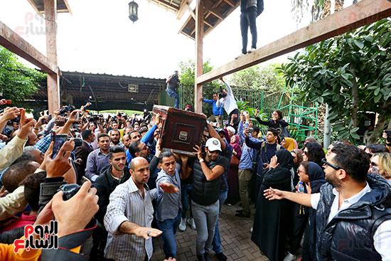 جنازة هيثم احمد زكى (12)