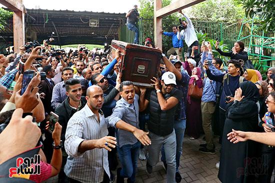 جنازة هيثم احمد زكى (11)