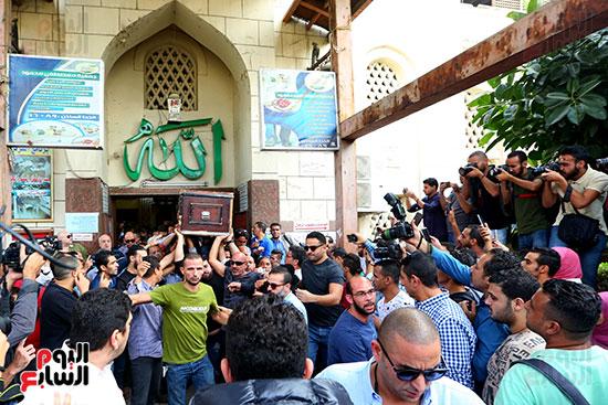 جنازة هيثم احمد زكى (20)