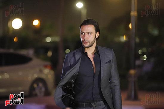 عزاء هيثم احمد زكي (12)