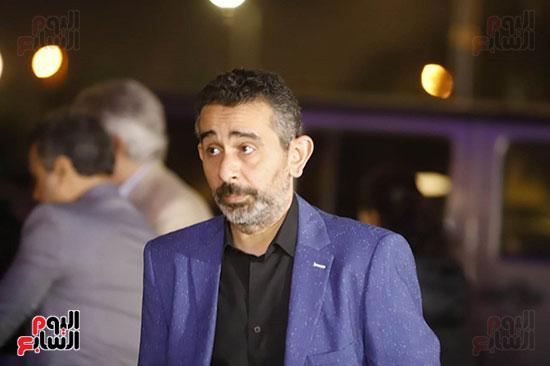 عزاء هيثم احمد زكى (9)