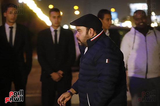 عزاء هيثم احمد زكي (29)