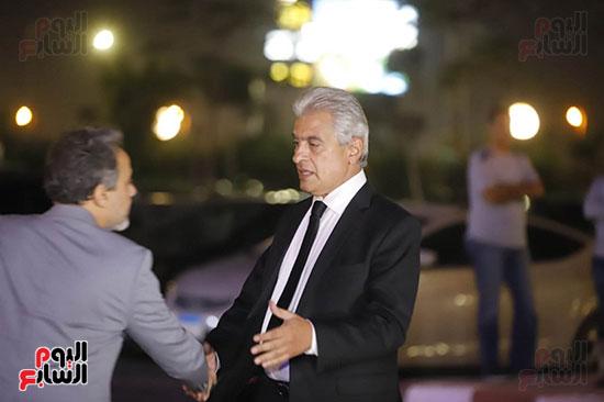 عزاء هيثم احمد زكي (3)