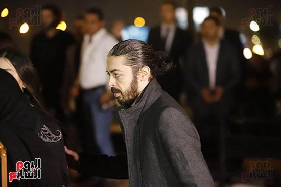 عزاء هيثم احمد زكى (2)