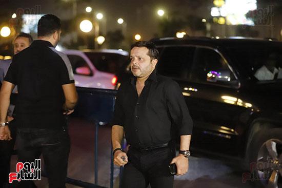 عزاء هيثم احمد زكي (26)