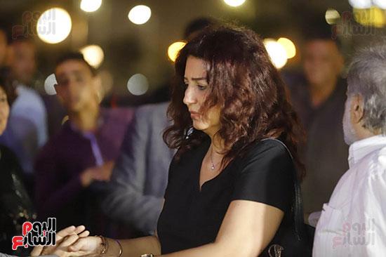 عزاء هيثم احمد زكى (20)