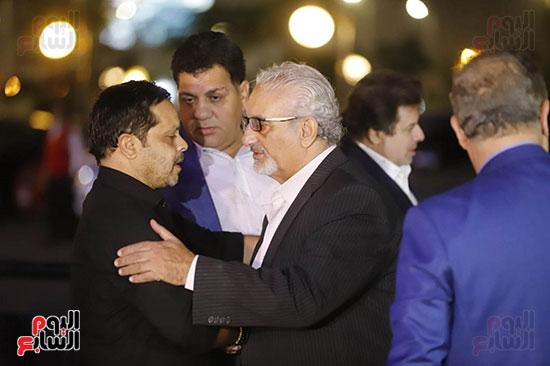 احمد حلاوة مع هنيدي