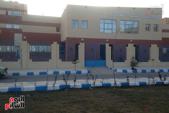 مستشفى-النجيلة-المركزي-بعد-تطويرها-(4)