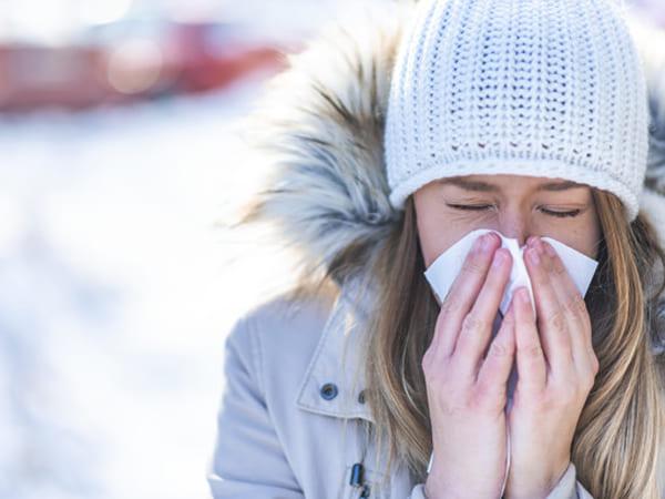 8 مشاكل تحدث لك فى فصل الشتاء