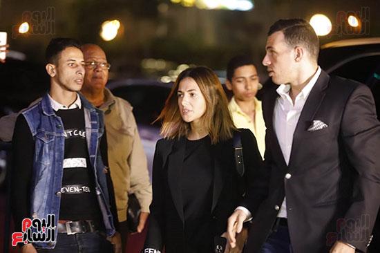 عزاء هيثم احمد زكى (21)
