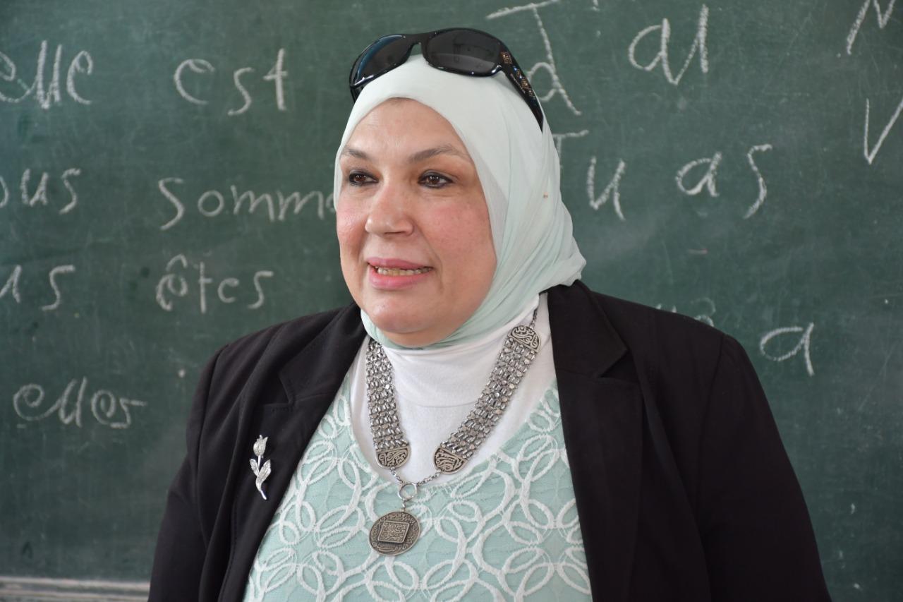 3- الدكتورة ماجدة هجرس