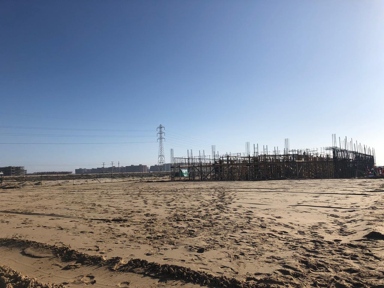 محطة كهرباء المنصورة (3)