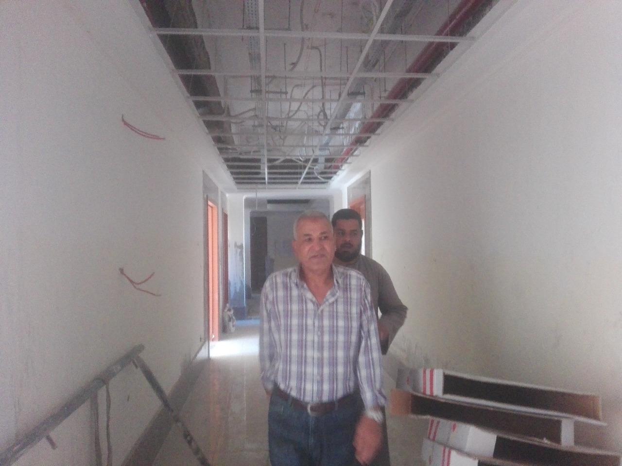 رئيس مدينة إسنا يعلن قائمة المشروعات التي يجري تنفيذها (2)