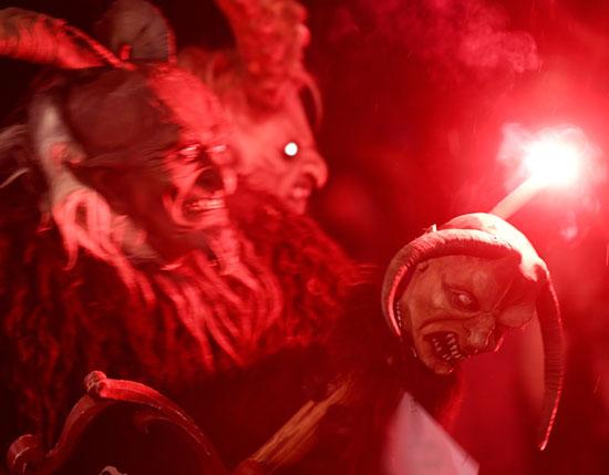 مهرجان كرامبوس الشيطان