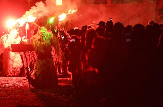 مهرجان كرامبوس