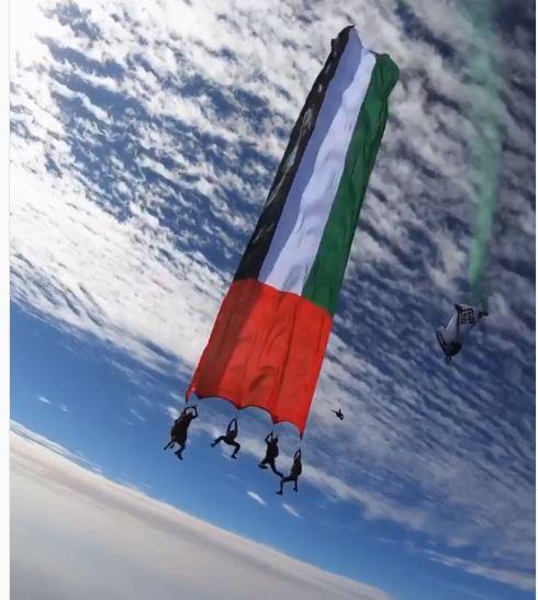 احتفالات اليوم الوطنى الإماراتى الـ48