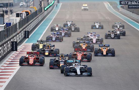 خلال السباق