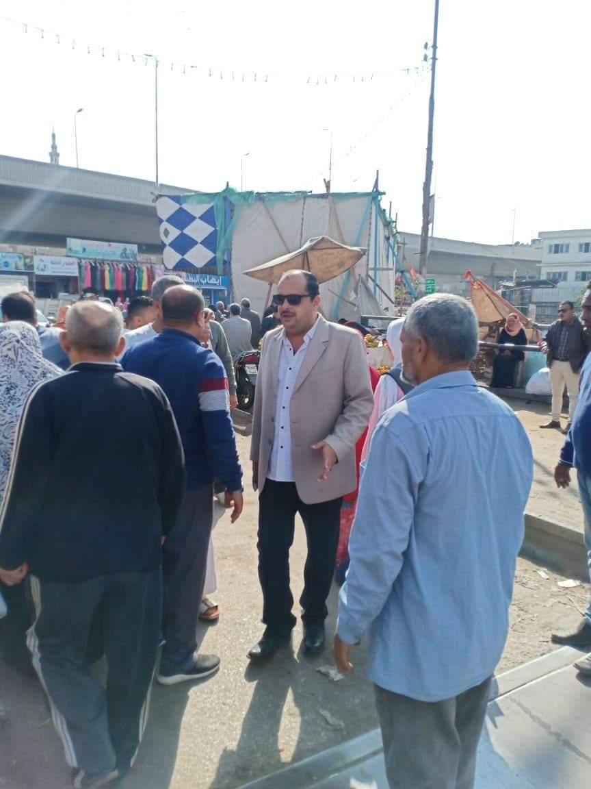 حملة لتطهير الرياح من عشوائيات الكارو والزرائب (1)