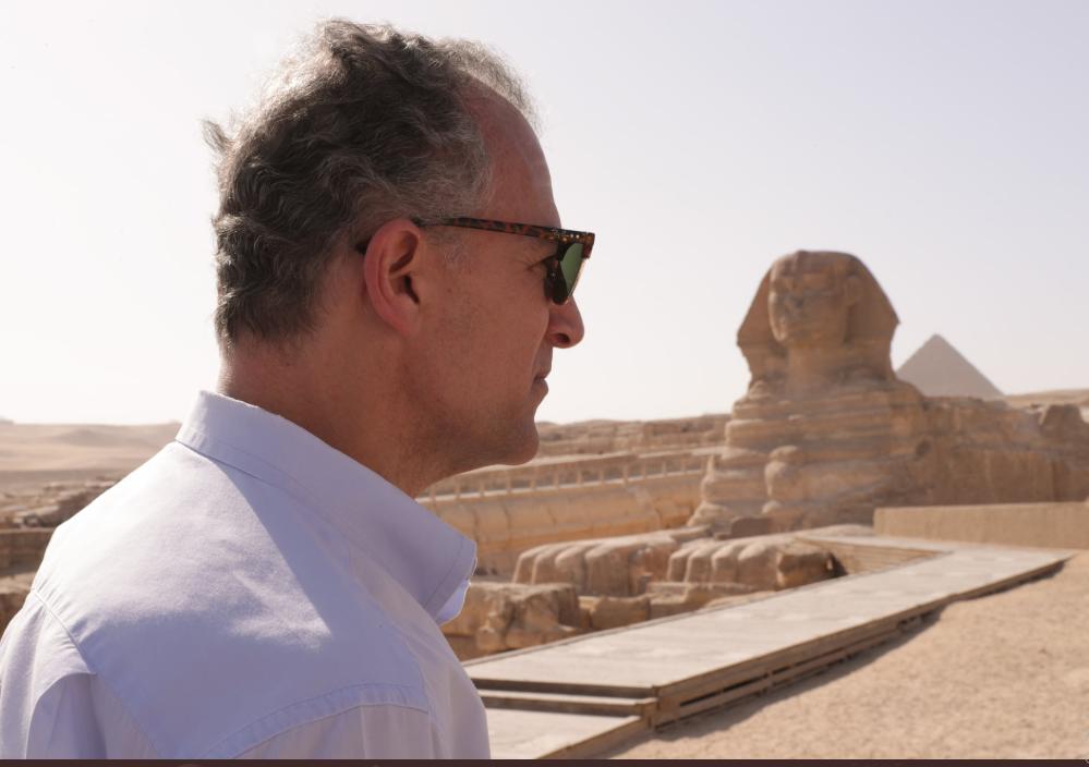 السفير الأمريكى لدى القاهرة