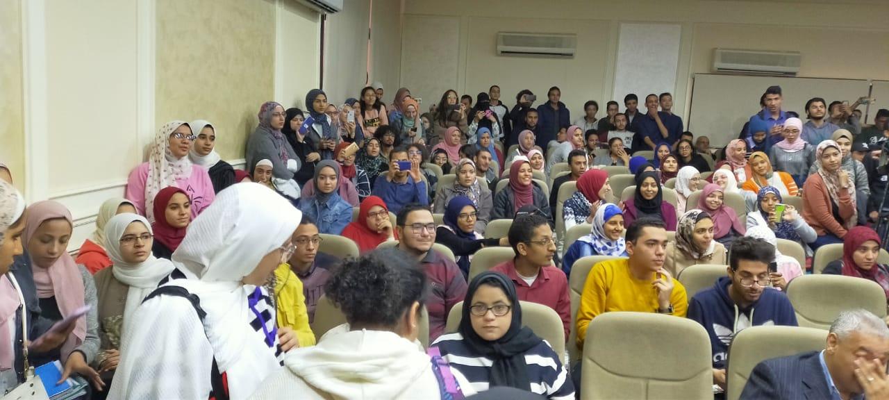 ندوة كلية العلوم جامعة عين شمس  (3)