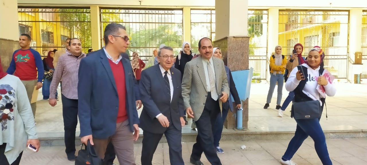 ندوة كلية العلوم جامعة عين شمس  (5)