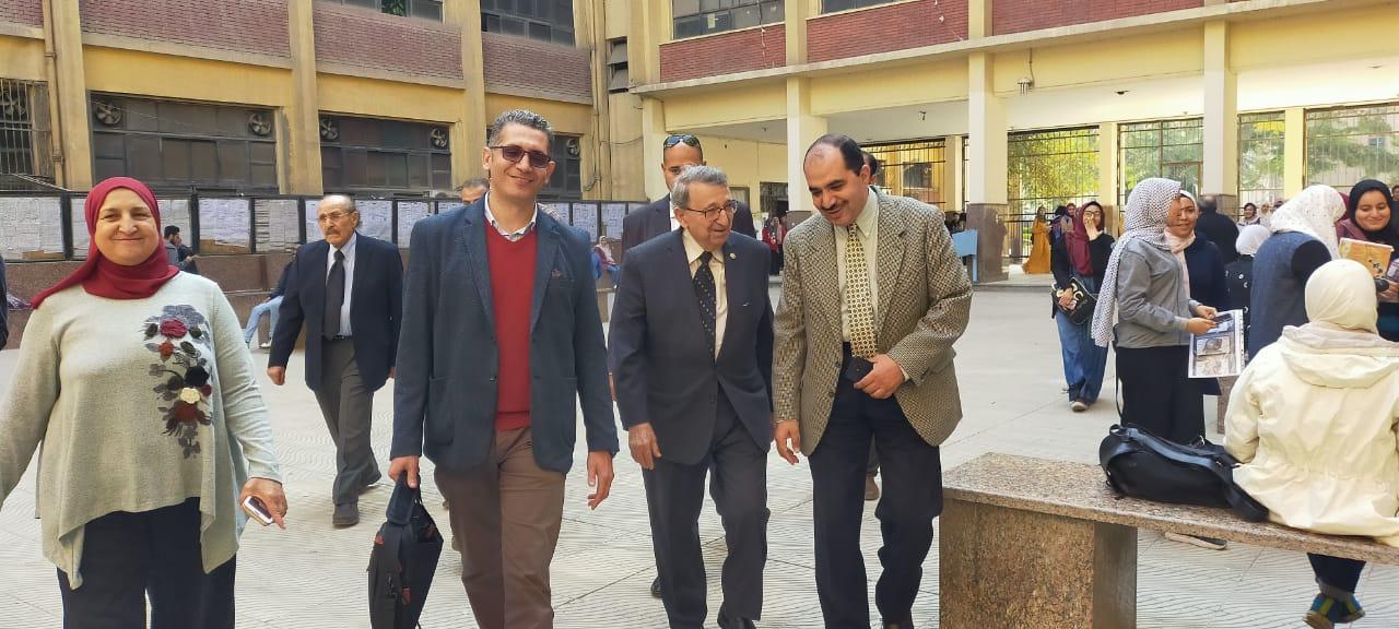 ندوة كلية العلوم جامعة عين شمس  (4)