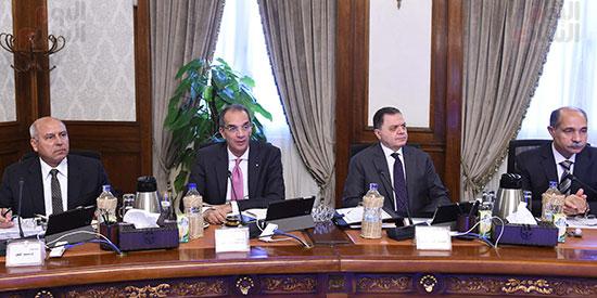 اجتماع مجلس الوزراء  (21)
