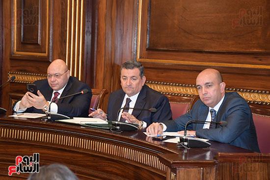 اجتماع لجنة الثقافة والأثار بمجلس النواب  (1)