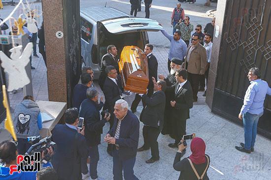 جنازه سمير سيف (3)