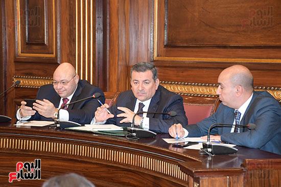 اجتماع لجنة الثقافة والأثار بمجلس النواب  (3)