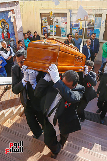 جنازه سمير سيف (8)